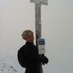 Hobby Beaty Świątkowskiej - turystyka górska
