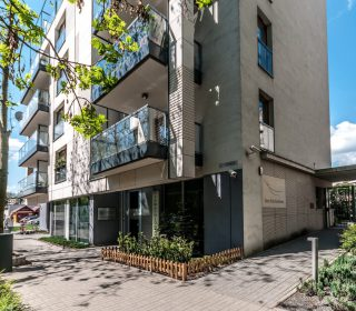 Zdjęcie budynku kliniki Beaty Świątkowskiej