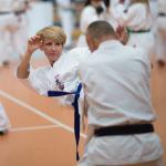 Hobby Beaty Świątkowskiej - treningi karate