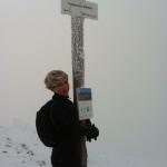 Hobby pani Beata - turystyka górska