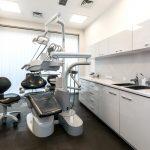 Unit dentystyczny w klinice