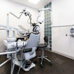 Wnętrze gabinetu stomatologicznego