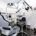 Gabinet stomatologiczny - zabiegowy