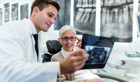 Augmentacja kości - konsultacja u implantologa