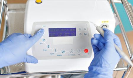 Laseroterapia w stomatologii