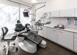 Gabinet stomatologiczny w klinice Stomatologia Świątkowska