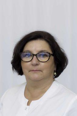 dr hab. n. med. Anna Przeklasa - Muszyńska